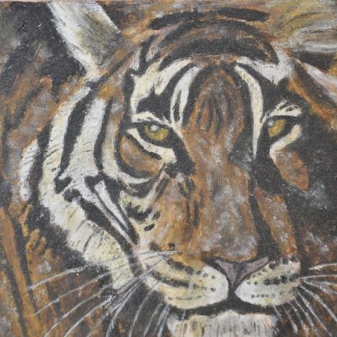 Peinture copie for Peinture sur bois cire